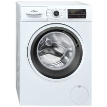 Masina de spalat Lord W1, 9 kg, 1400 rpm, clasa C, 15 programe, display touch, motor Inverter, Alb